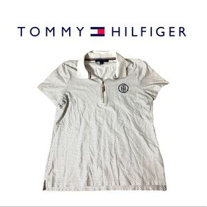 💋3 for $25💋 Tommy Hilfiger Polka Dot Polo Shirt